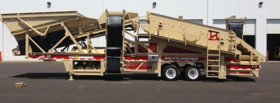 RDO 616 Screener (2 Deck)