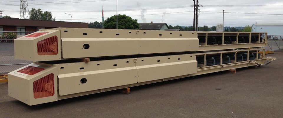 RDO Conveyors and Stackers